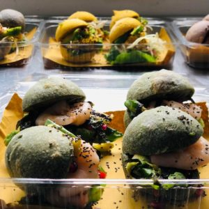 Sandwich GAMBERI Gourmet set
