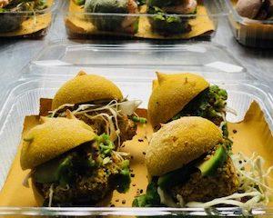 Sandwich VEGAN Gourmet set