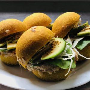 TONNO sandwich gourmet