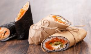 sushi burrito MIx