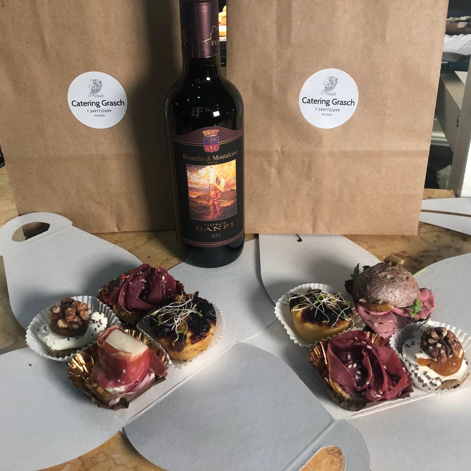 Amuse bouche Brunello di Montalcino BOX 2